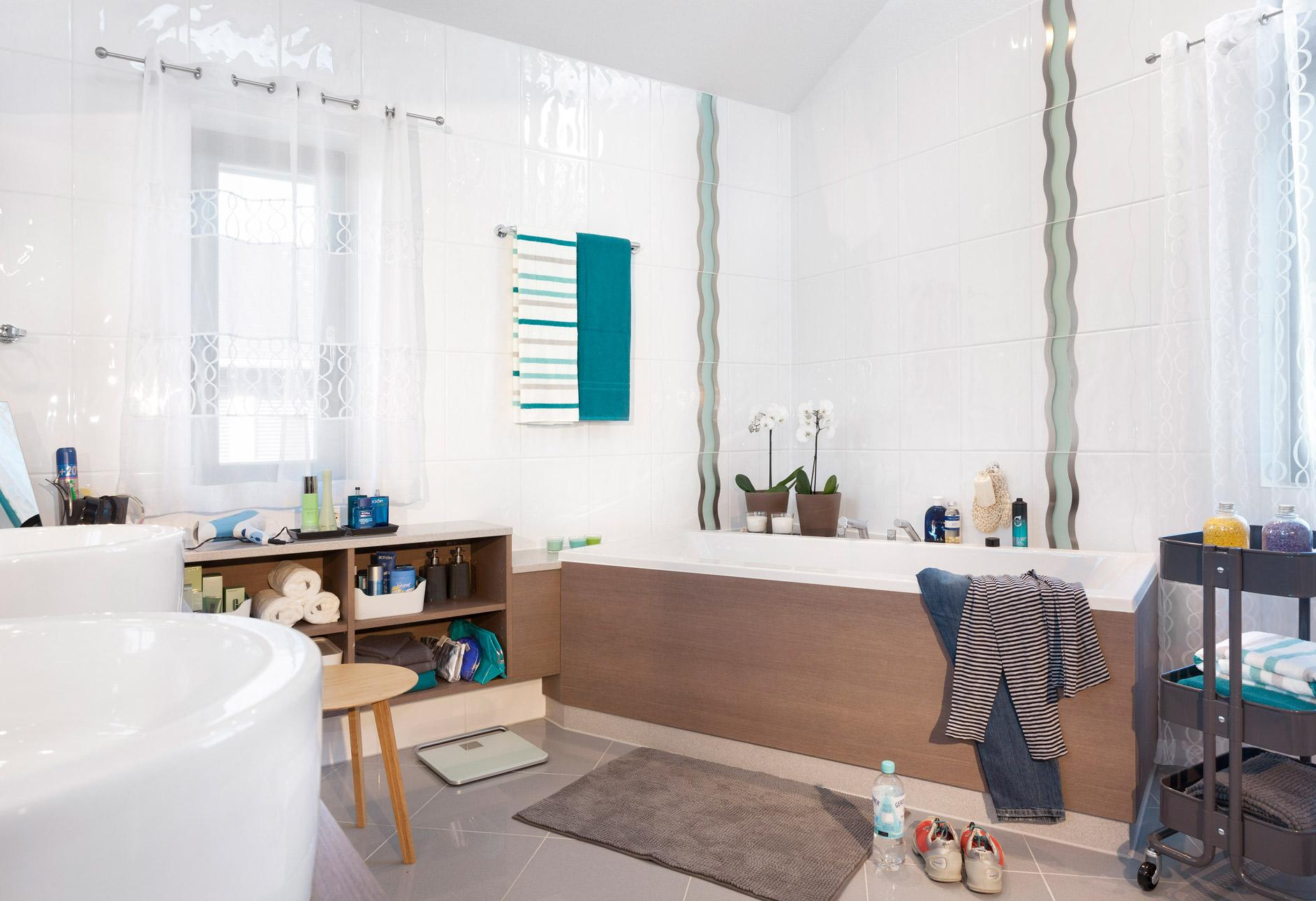 Badezimmer Young Family Home 1