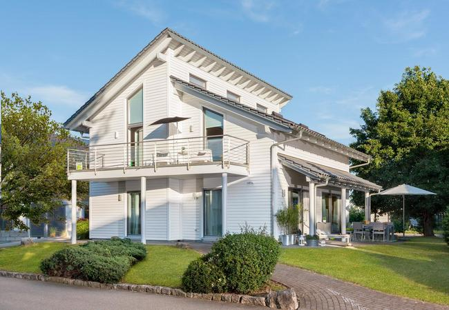 Young Family Home in Stuttgart-Fellbach