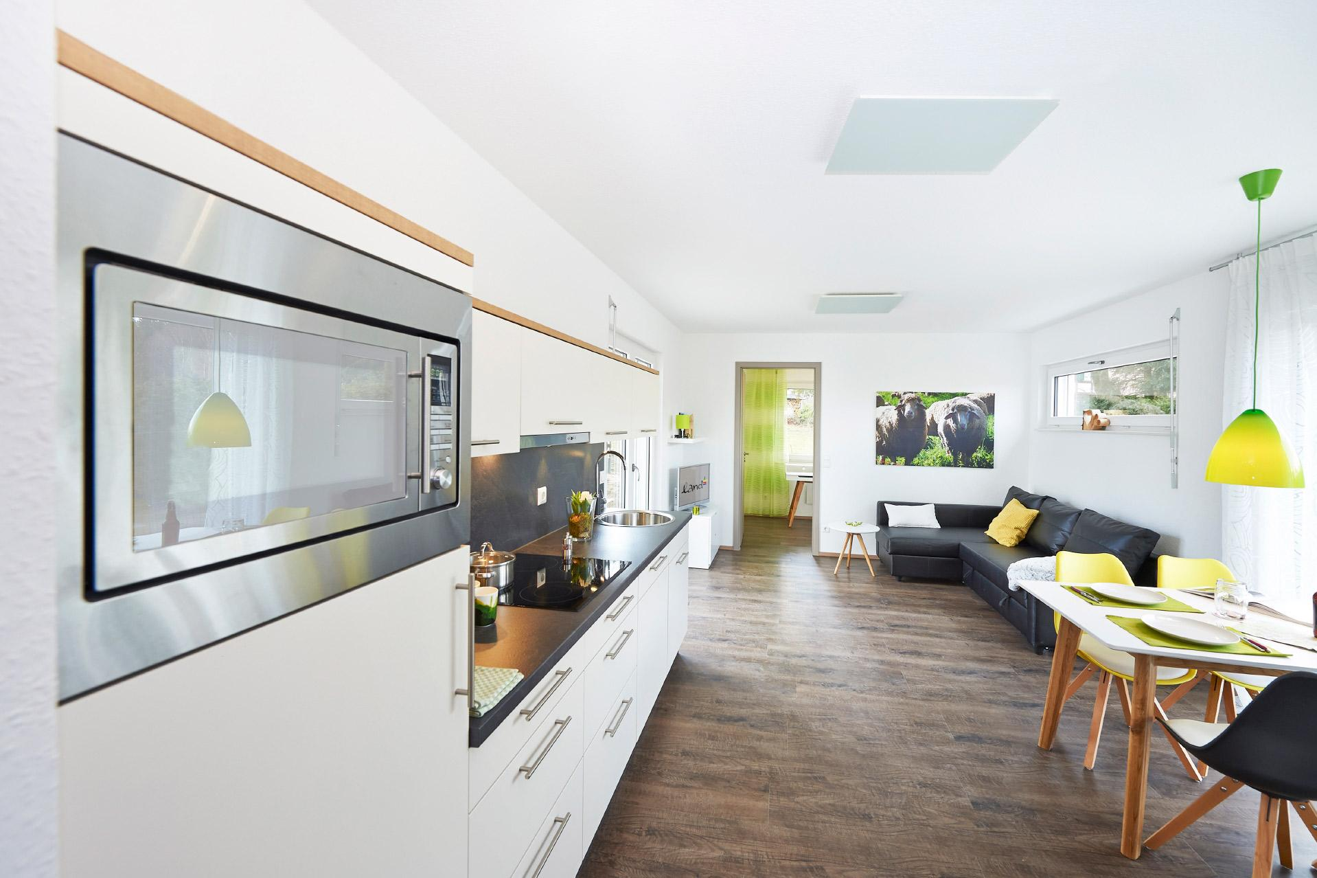 Appartement moderne dans le complexe FlyingSpace